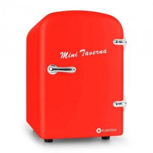 Klarstein Klarstein Mini Taverna frigider 4l roșu
