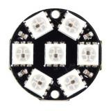 Disc cu LED-uri RGB WS2812