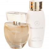 EDP 60 ml, BL 100 ml Set Femei