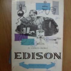 K4 Edison - M. Lapirov Skoblo