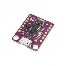 Modul Convertor USB la Serial cu Micro USB CH340G