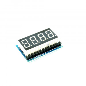 Modul Display LED cu 4 Cifre Arduino/ PIC / AVR / ARM / STM32
