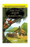 Aventurile lui Huckleberry Finn, Mark Twain