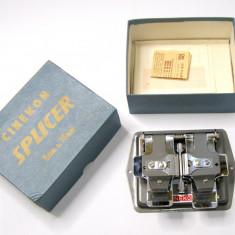 Ghilotina film 8mm - 16mm Cinekon Splicer(1901)