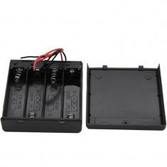 Carcasă pentru Baterii (4 x R6)