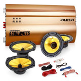 Electronic-Star 4,0 Auto HiFi Set Golden Four V1