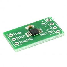 Driver pentru Motoare DC în Miniatură (2.2 - 10 V, 800 mA)