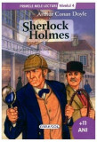 Sherlock Holmes. Primele mele lecturi (Nivelul 4), Arthur Conan Doyle