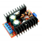 Modul DC-DC Boost 150W Sursa in comutatie ridicator tensiune Step Up IN 10-32V OUT 12-35V
