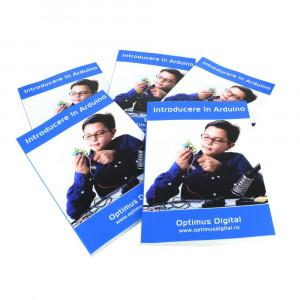 Carte Introducere în Arduino
