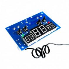 Controller Digital de Temperatură XH-W1401 (Termostat)