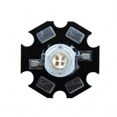 Modul cu LED Ultraviolet de 5 W (395 - 400 nm)