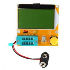 Multi Tester LCR Componente M328 cu Interfaţă Grafică foto