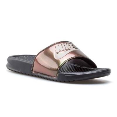 Slapi Femei Nike Wmns Benassi Jdi 618919012 foto