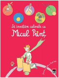 Să învățăm culorile cu Micul Prinț, Antoine de Saint-Exupery