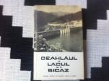 ceahlaul si lacul de la bicaz ghid turistic ed a II a revazuta UCFS 2 harti 1963