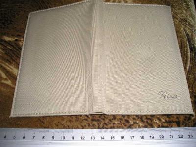 M5CG2 - PORTOFEL DIN PIELE - PIESA DE COLECTIE foto