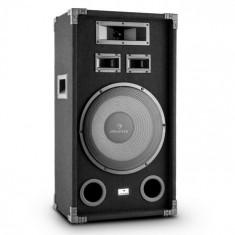 "Auna PA-1200 Full-Range Speaker PA 12 ""Woofer 500Wmax."