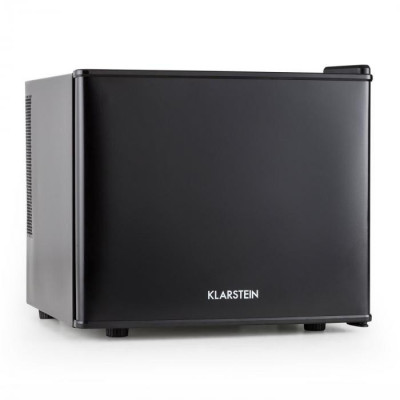 Klarstein Klarstein Geheimversteck, negru, 17 l, 50 W, A +, mini-bar, mini-frigider foto