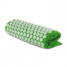 Capital Sports Repose Yantramatte, verde, 80x50cm, covoraș cu presopunctură pentru masaj