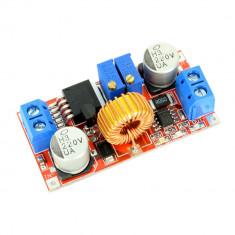 Modul Driver LED 5A 5V-32V to 0.8V-30V Lithium Charger Step down supply module