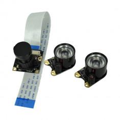 Camera 5MP Night Vision pentru Raspberry Pi