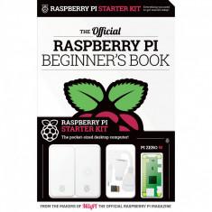 Carte cu Raspberry Pi Zero W și Accesorii Bonus (card cu NOOBs, carcasă, OTG, adaptor)