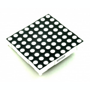 Matrice de LED-uri Rosie 8x8 3 mm