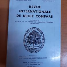 Revista internațională de drept comparat nr. 4/1977, Paris