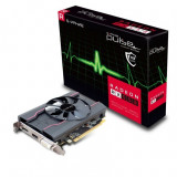 Placa video Sapphire Pulse AMD Radeon RX 550 , 4 GB GDDR5 , 128 Bit Bus