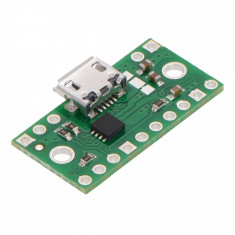 Multiplexor de Alimentare TPS2113A cu Conector USB Micro-B