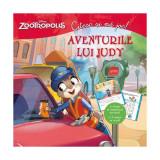 Disney. Citesc și mă joc. Zootropolis. Aventurile lui Judy
