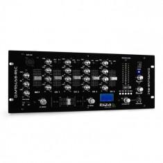 Ibiza DJM950USB - REC, mixer cu 4 canale, USB