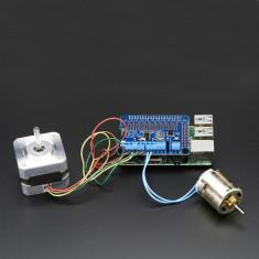 Adafruit DC şi Stepper Motor HAT pentru Raspberry Pi - Mini Kit