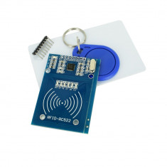 Modul RFID RC522 MFRC522 Phillips 13.56Mhz (SPI) Arduino / PIC / AVR / ARM cititor cartela proximitate