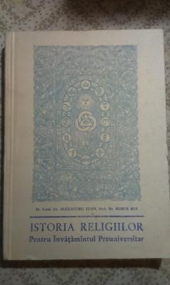 ISTORIA RELIGIILOR - MANUAL PENTRU SEMINARIILE TEOLOGICE foto