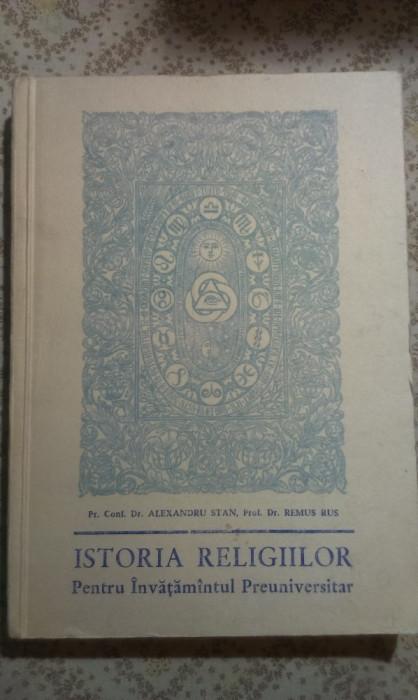 ISTORIA RELIGIILOR - MANUAL PENTRU SEMINARIILE TEOLOGICE