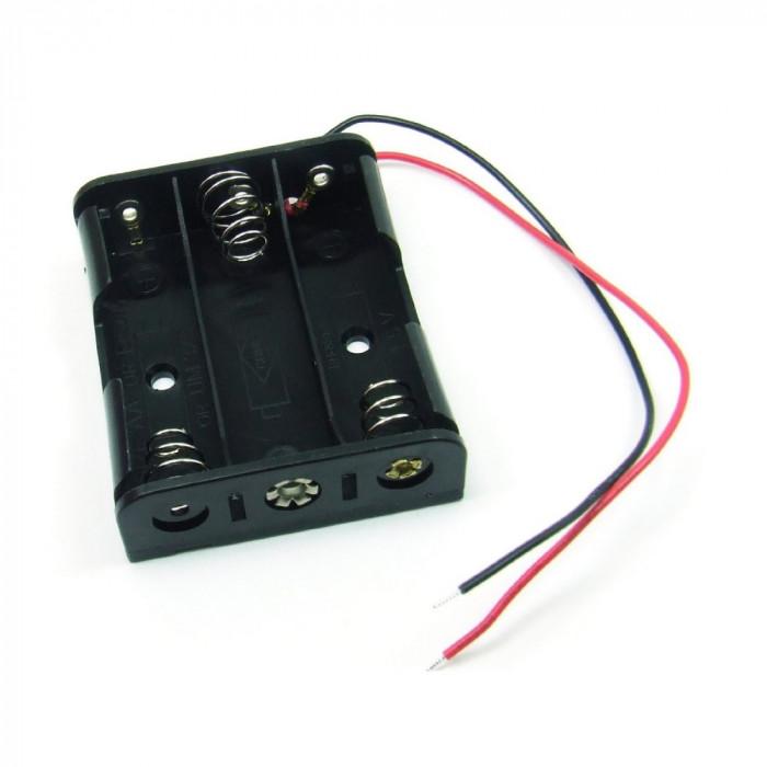 Suport baterii 3 x R6