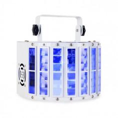 Ibiza Efect de lumină LED-uri Derby DMX RGBW
