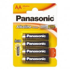 Baterie Alcalină LR6 / AA Panasonic