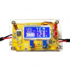 Sursă Reglabilă Coborâtoare cu Ecran LCD