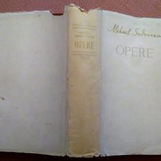 Opere Volumul 5 - Mihail Sadoveanu, Alta editura, 1956