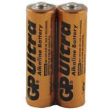 Set de 2 Baterii Ultra Alcaline GP LR6 / AA