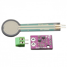 Set Rezistor Sensibil la Apăsare FSR402 cu Modul Amplificator