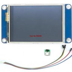 "Ecran lcd display 3.2"" nextion xd hmi usart gpu serial cu touch screen"