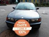 BMW 320D, E46, diesel, 1954cm3, 136cp, serocol, jante originale15/17,, Seria 3, 320, Motorina/Diesel