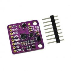 Modul 10DOF LSM6DS33, LIS3MDL şi LPS25H Accelerometru, Giroscop, Magnetometru și Barometru Digital