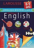 Larousse. Engleza distractivă 8-9 ani