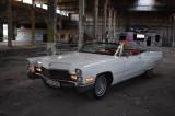 Cadillac Deville 1967, Benzina, Cabrio