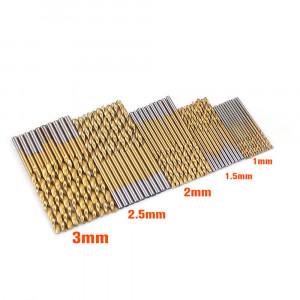 Set Mini Burghie HSS4241 1 - 3 mm (50 buc)